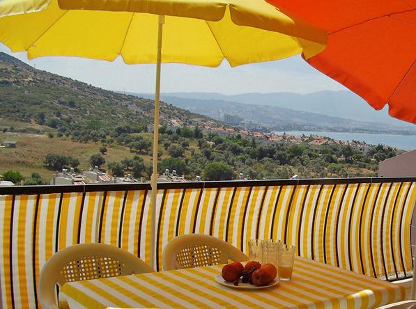 Short Term Rental Property in Laides Beach, holiday rental in Kusadasi