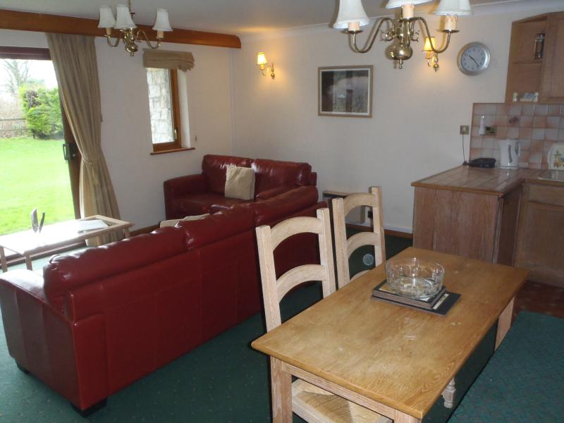 Golf View Apt Clowance Country Club, nr Camborne, holiday rental in Sithney