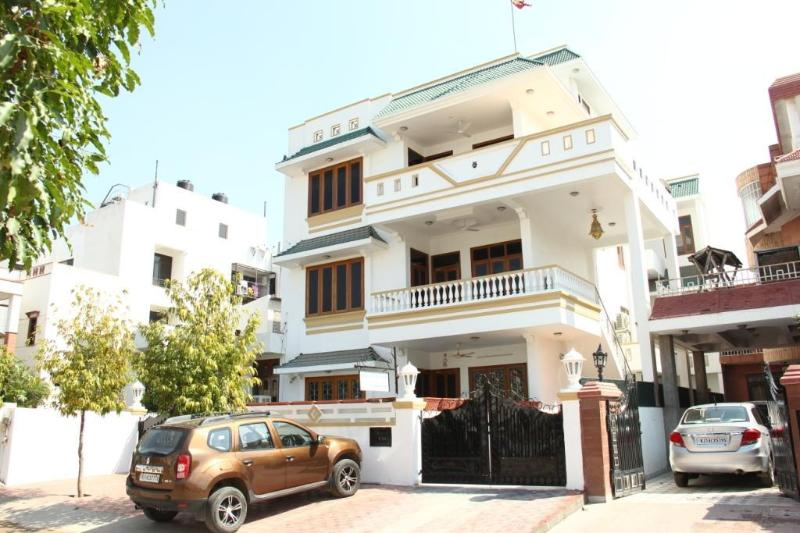 Monsoon holiday home, vacation rental in Jaipur