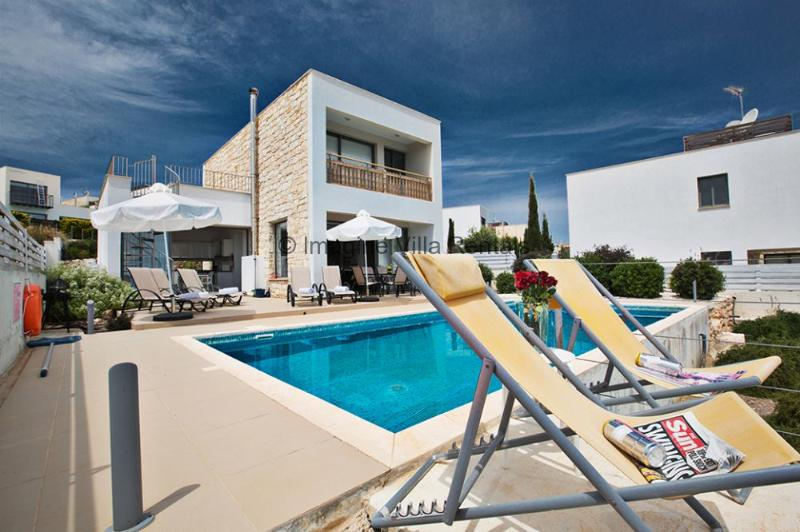 Esprit Villa 21 | 3 bed with Panoramic sea views, holiday rental in Latchi
