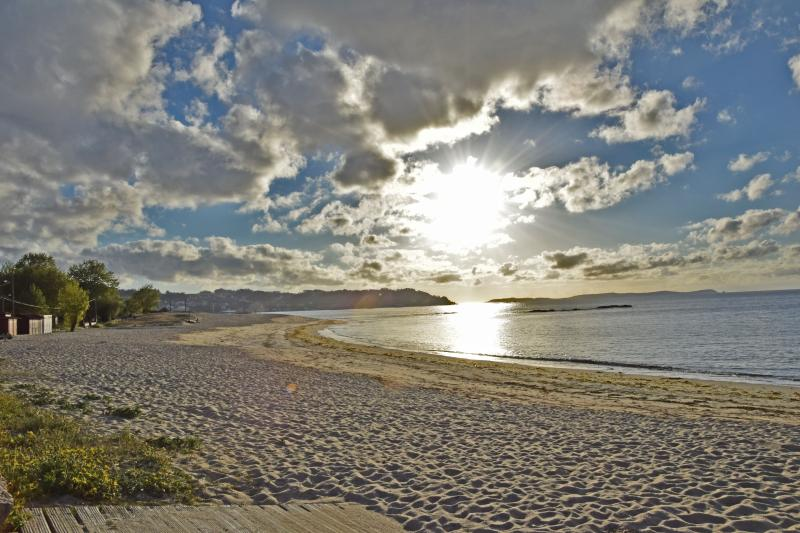 Playa Agrelo-Portomaior bandera azul