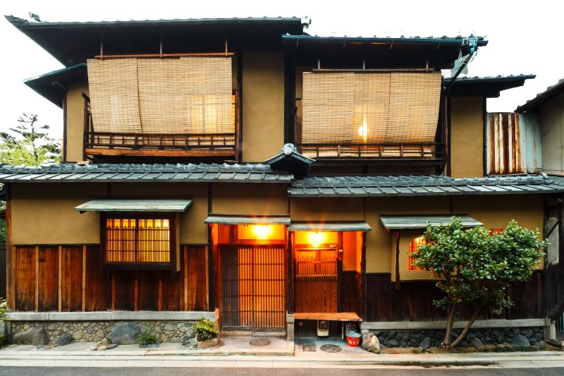 Amber House Gion in Prime Gion Location, location de vacances à Kyoto