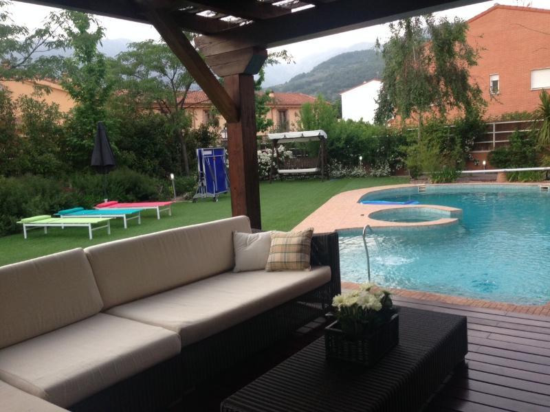 Casa con piscina en Jarandilla de la Vera, holiday rental in Cuacos de Yuste