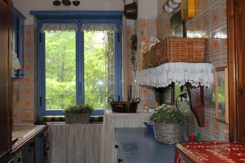 Cucina abitabile - Kitchen