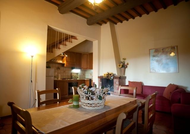 Agriturismo Buonriposo Il Girasole, holiday rental in San Miniato