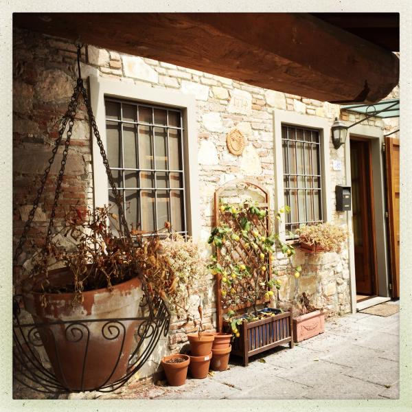 Cosy Lucca house with terrace and car parking., holiday rental in Lucca
