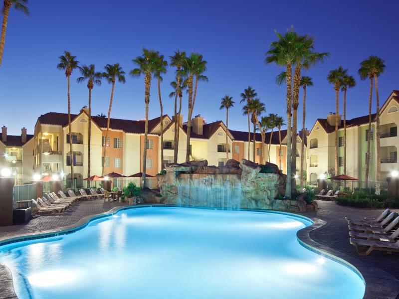 Desert Club Resort, vacation rental in Las Vegas
