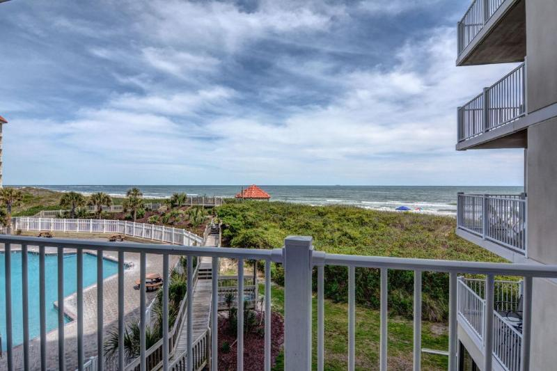 Topsail Beach Condo Renovation: 2209 St. Regis Resort Has Internet Access And Private
