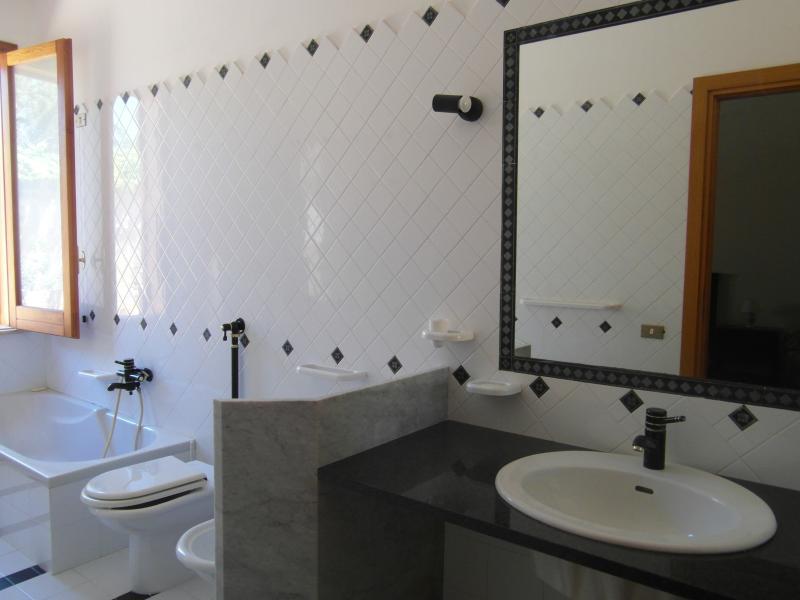 Bagno interno...camera doppia