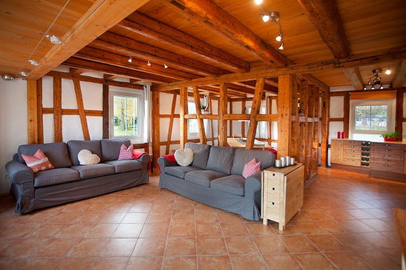 Country house Seewald Black Forest with Wellness, holiday rental in Moetzingen