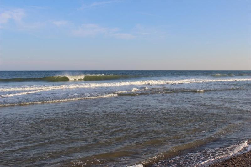 Vagues de Nauset Beach
