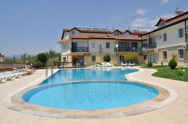The calis Beach Complex is particularly suitable for families includes a kiddies pool
