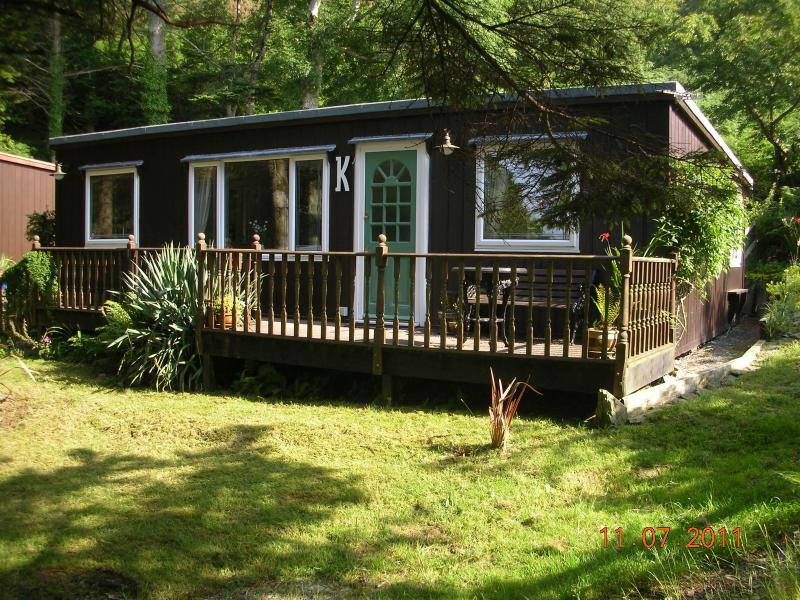 Idris Heights (Chalet K), vacation rental in Snowdonia National Park