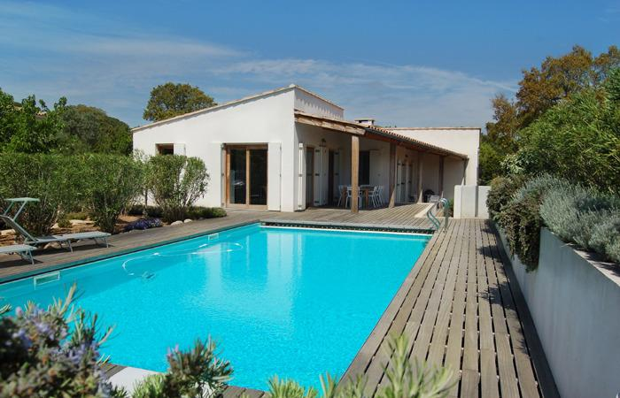 Villa Coucou Les Amis with swimmingpool very near to the beach: Plage de Villata, vacation rental in Zonza