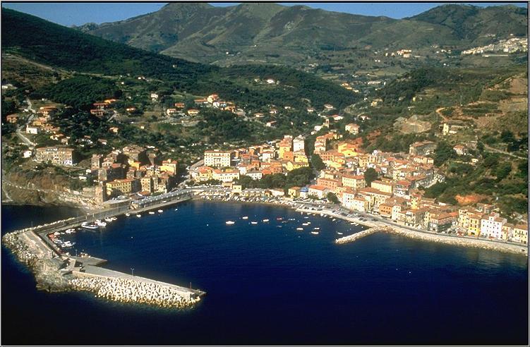 Charles Donald Murchie, alquiler de vacaciones en Isla de Elba