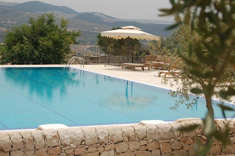 Casa Valcanzjiria, location de vacances à Chiaramonte Gulfi