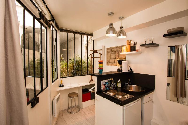 gemütliches kleines Studio im Marais
