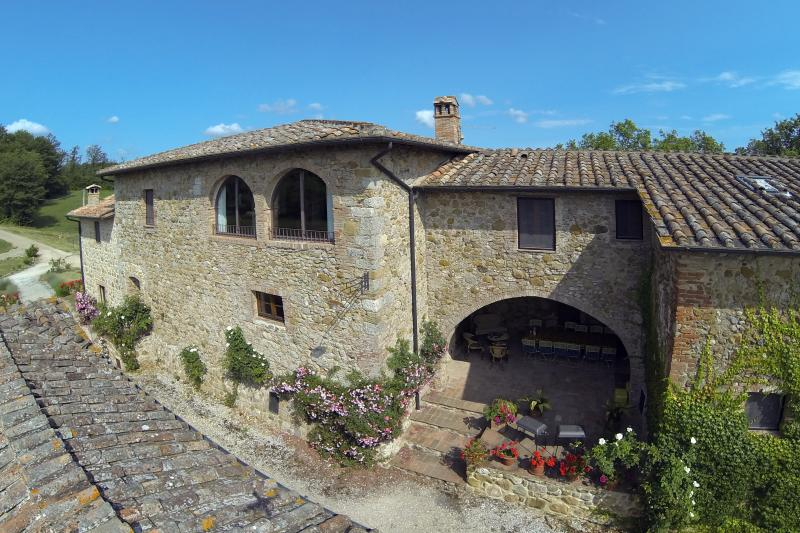 Agriturismo il castellare., holiday rental in Chiusdino