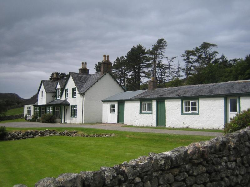 Inverpolly Lodge, location de vacances à Drumbeg
