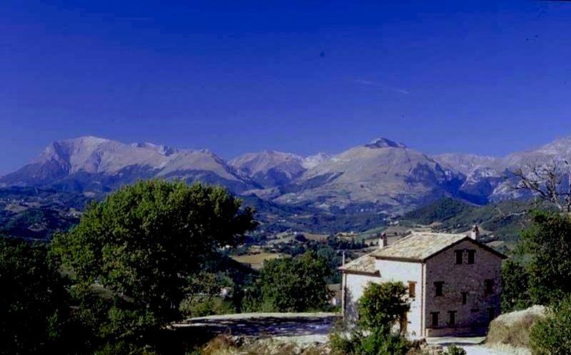 Il Castellano di Smerillo, holiday rental in Montefortino