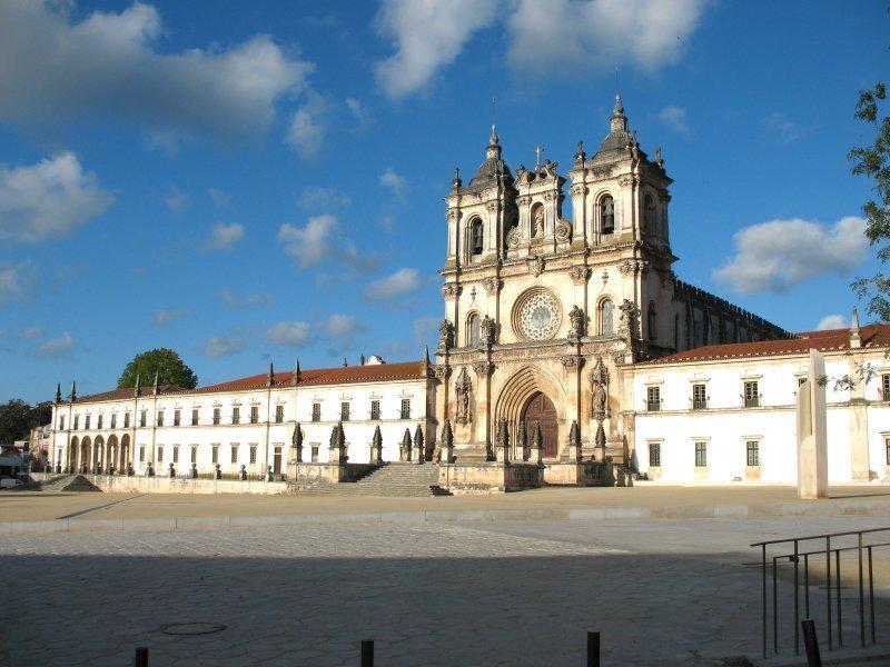 Klooster van Alcobaça-2Kms