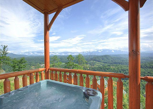 Enjoy the BEST View in ALL of PIGEON FORGE!