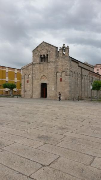 Church of S Simplicio eleven siecle