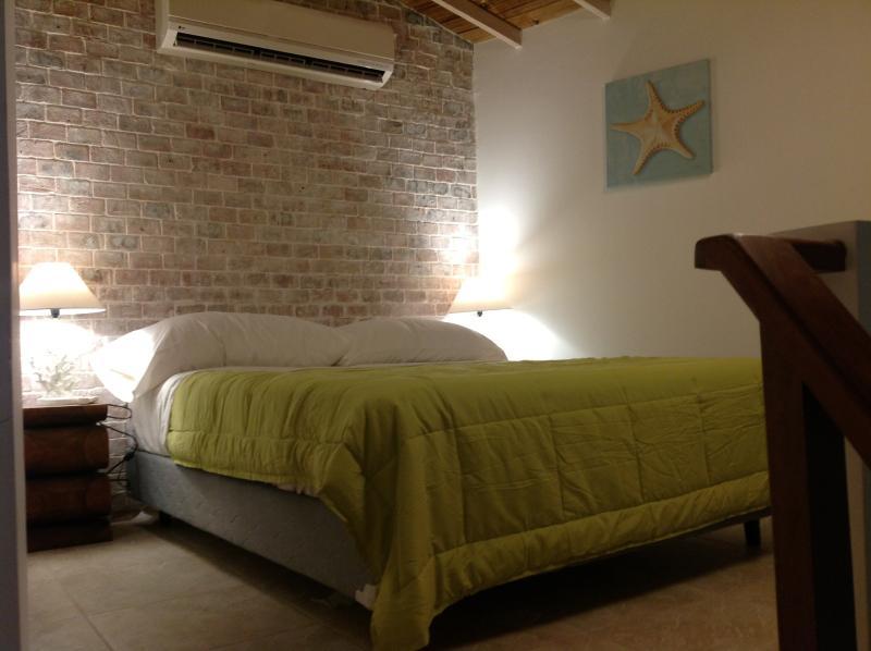 master dormitorio loft