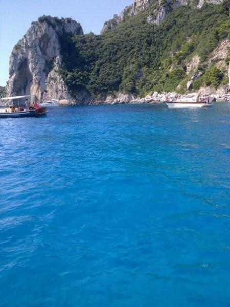 La mar de Capri