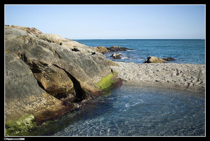 Nearby beaches (calas of San Diego)