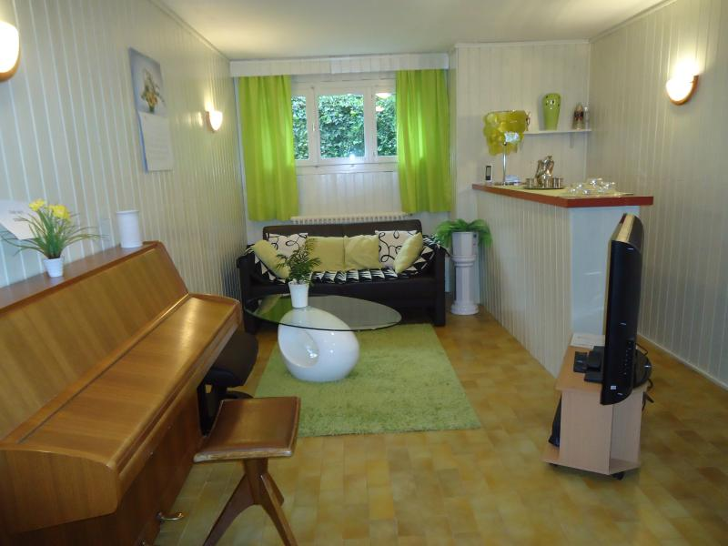 Appartement meublé à Onex, holiday rental in Carouge