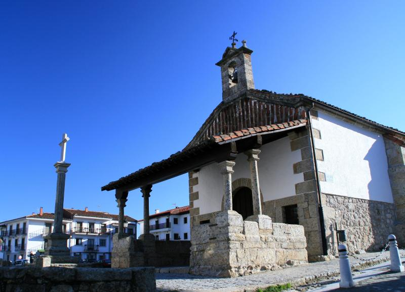 Casa Orgaz Candelario, holiday rental in Penacaballera