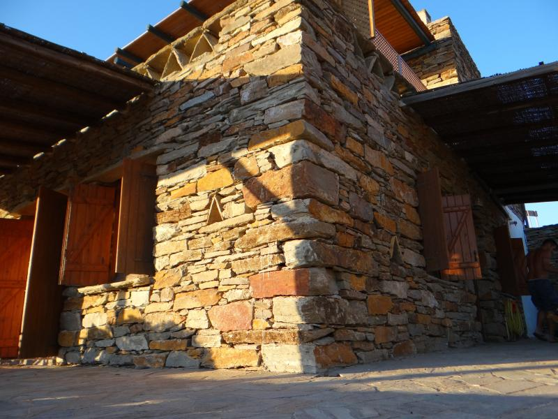 arquitetura de pedra