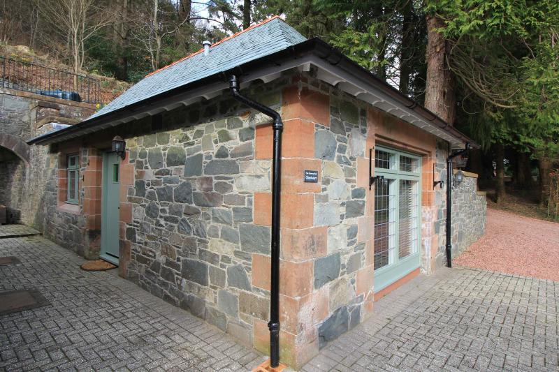 The Granary Barn, Glenluiart