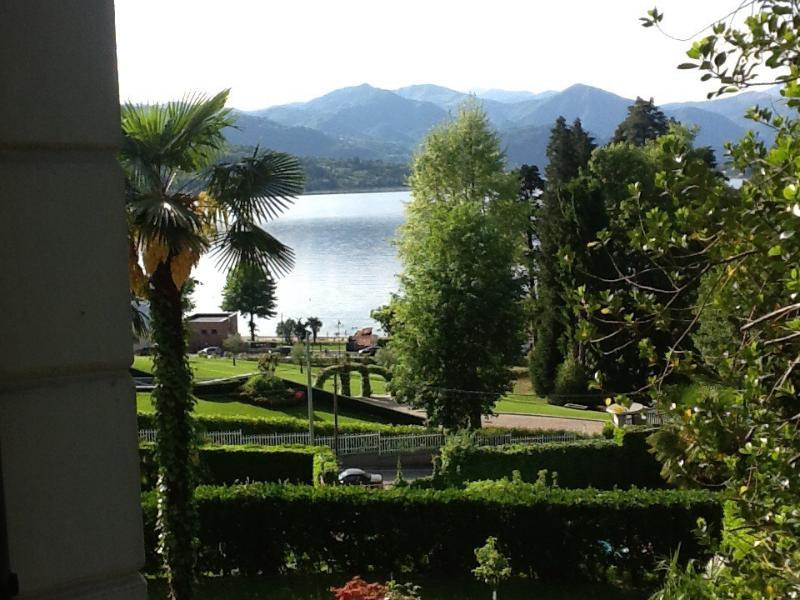 A wonderful view on Lake Orta