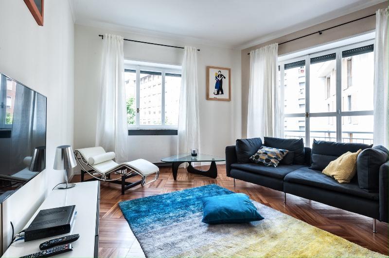 Brera Luxury flat, Ferienwohnung in Mailand