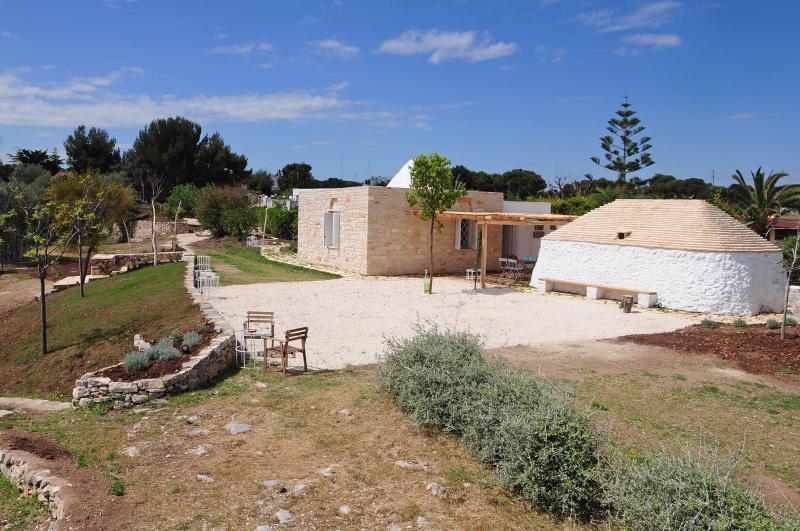 i trulli sul mare, alquiler de vacaciones en Province of Barletta-Andria-Trani