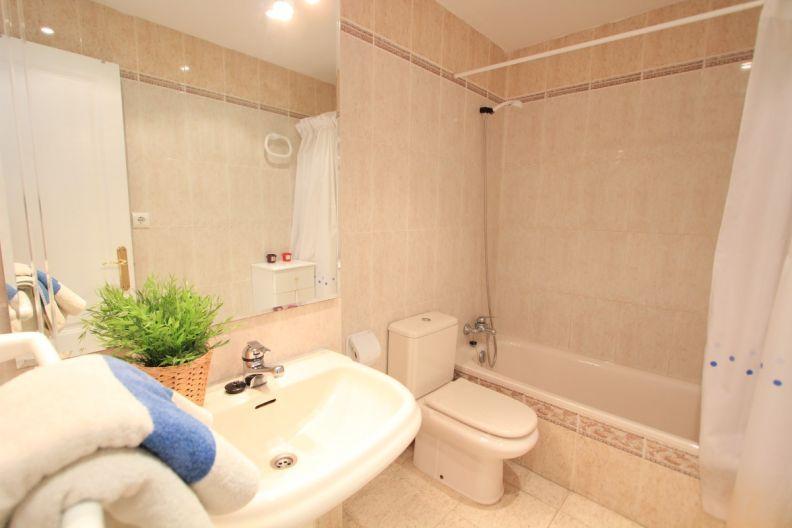 Ensuite bathroom (Master Bedroom)