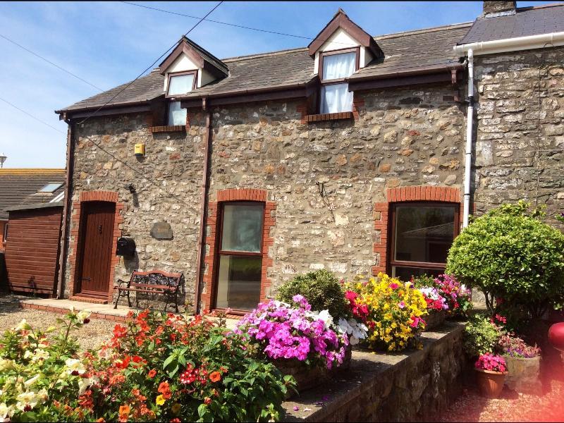 Y Buarth, location de vacances à Llansteffan