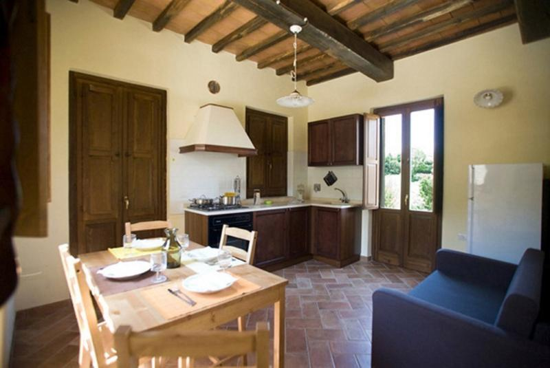 Borgo le Capannelle - Appartamento Alcea, holiday rental in Castel Ritaldi