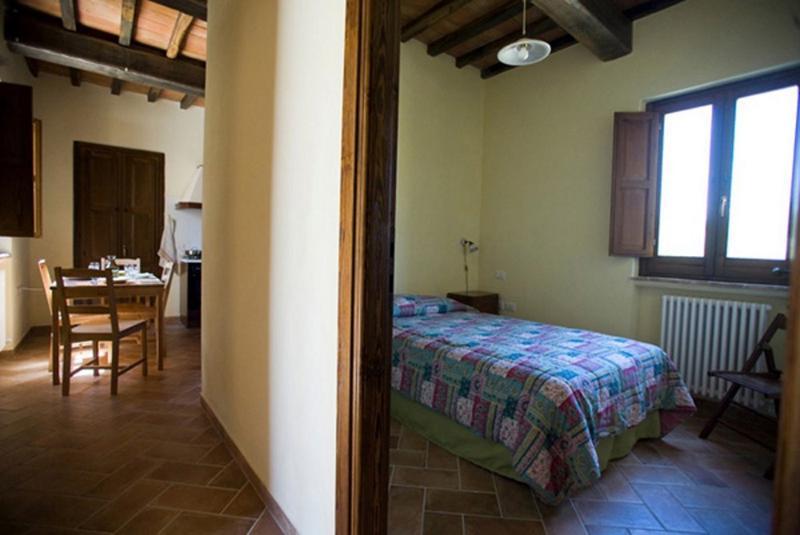 Kaasjeskruid appartement Borgo le Capannelle-splash zone
