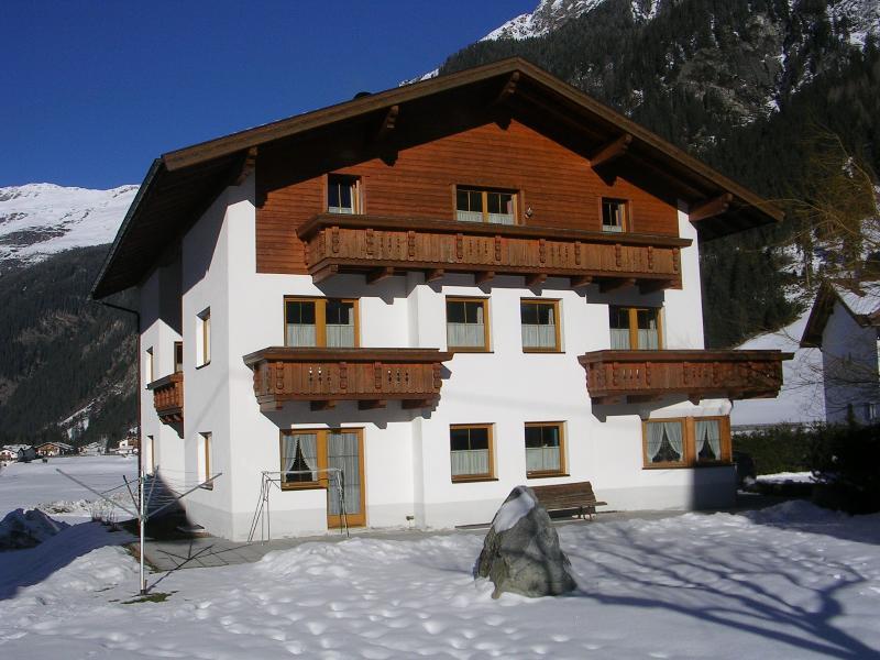 Haus Hafele, holiday rental in Kaunertal