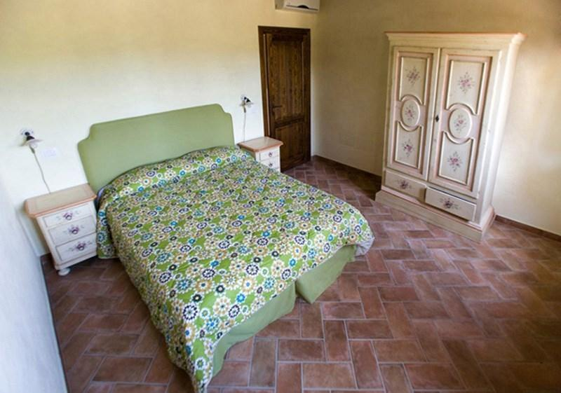 Appartamento Peonia Borgo le Capannelle - Camera da letto