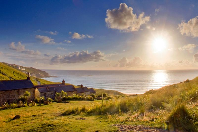 CATS CRADLE, charming cornish cottage in an area of outstanding natural beauty, casa vacanza a Sennen