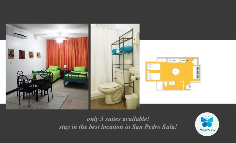 Mini Suite! Quiet and cozy!, vacation rental in San Pedro Sula