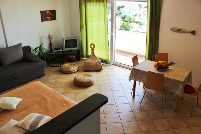 Relax Lounge & Sea View from a large terrace Hvar, vacation rental in Zarace