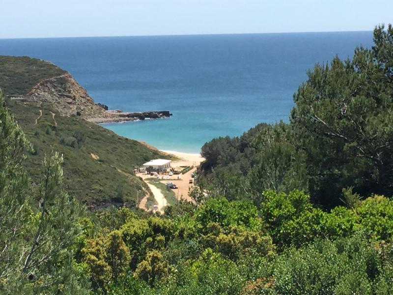 Cabanas Beach a short walk form the Villa