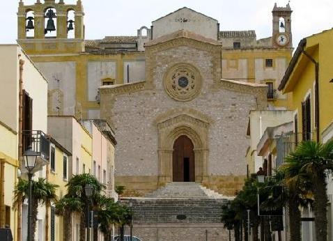 santuario Maria SS di custonaci