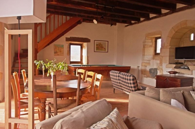 El estilo antiguo de la casa
