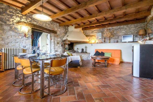 Casa Mazzocchi, Wonderful view, holiday rental in Quota